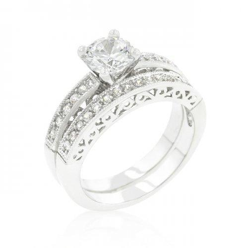 Filigree Engagement Set (size: 07) (pack of 1 ea)