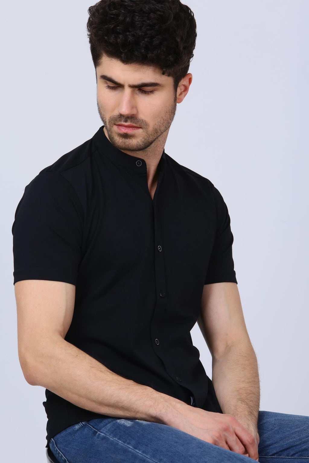 The Black Shirt
