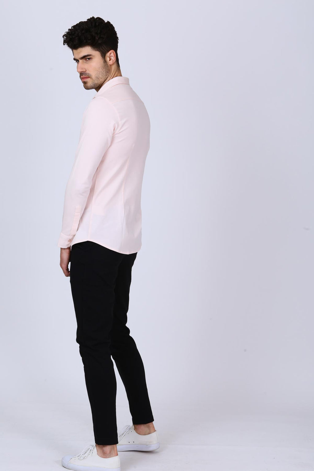 The Knit Light Pink