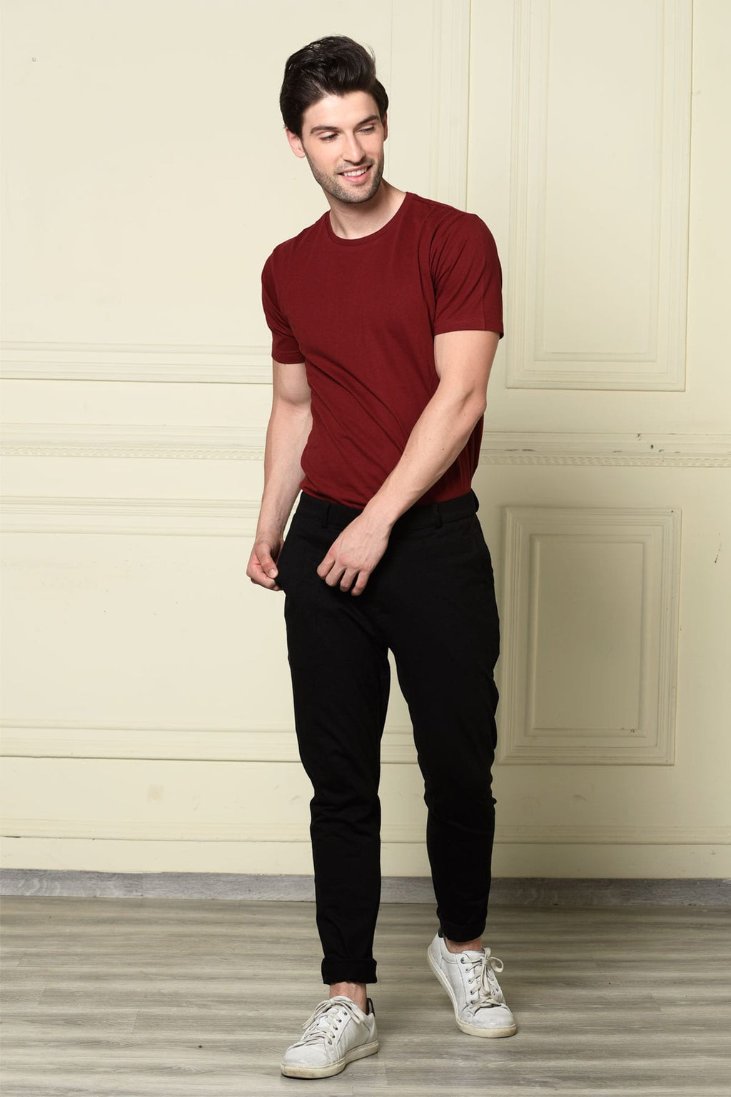 Most comfortable Black Pants Buy Online in India | Beyours