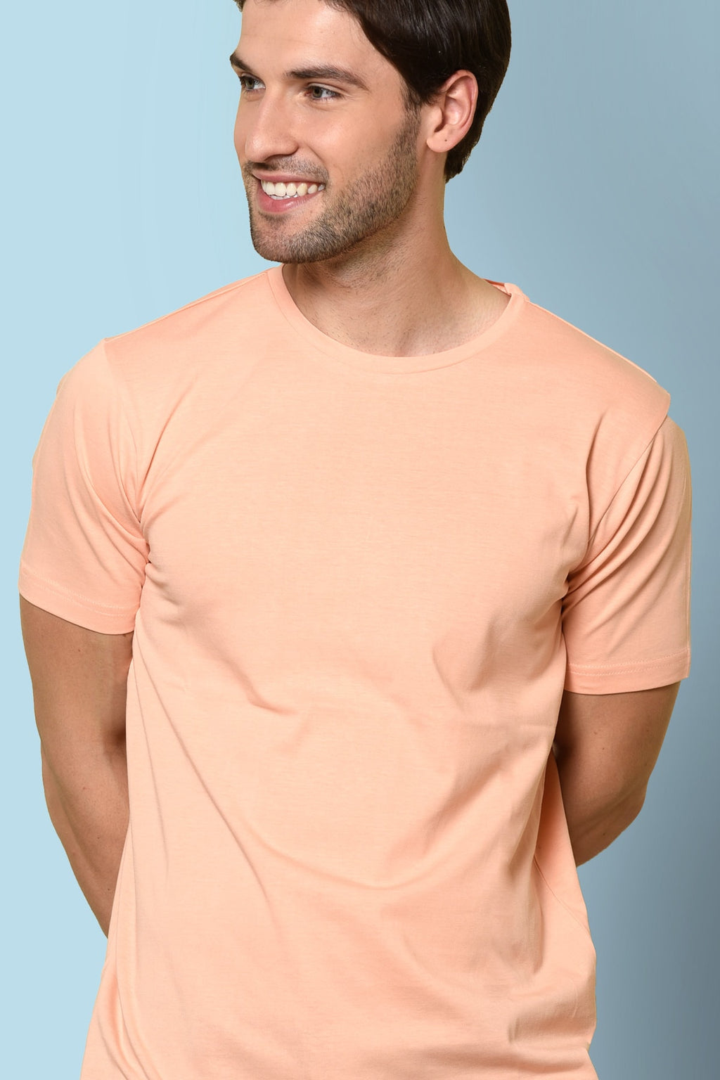 light pink t-shirt Men's | Beyours |Online