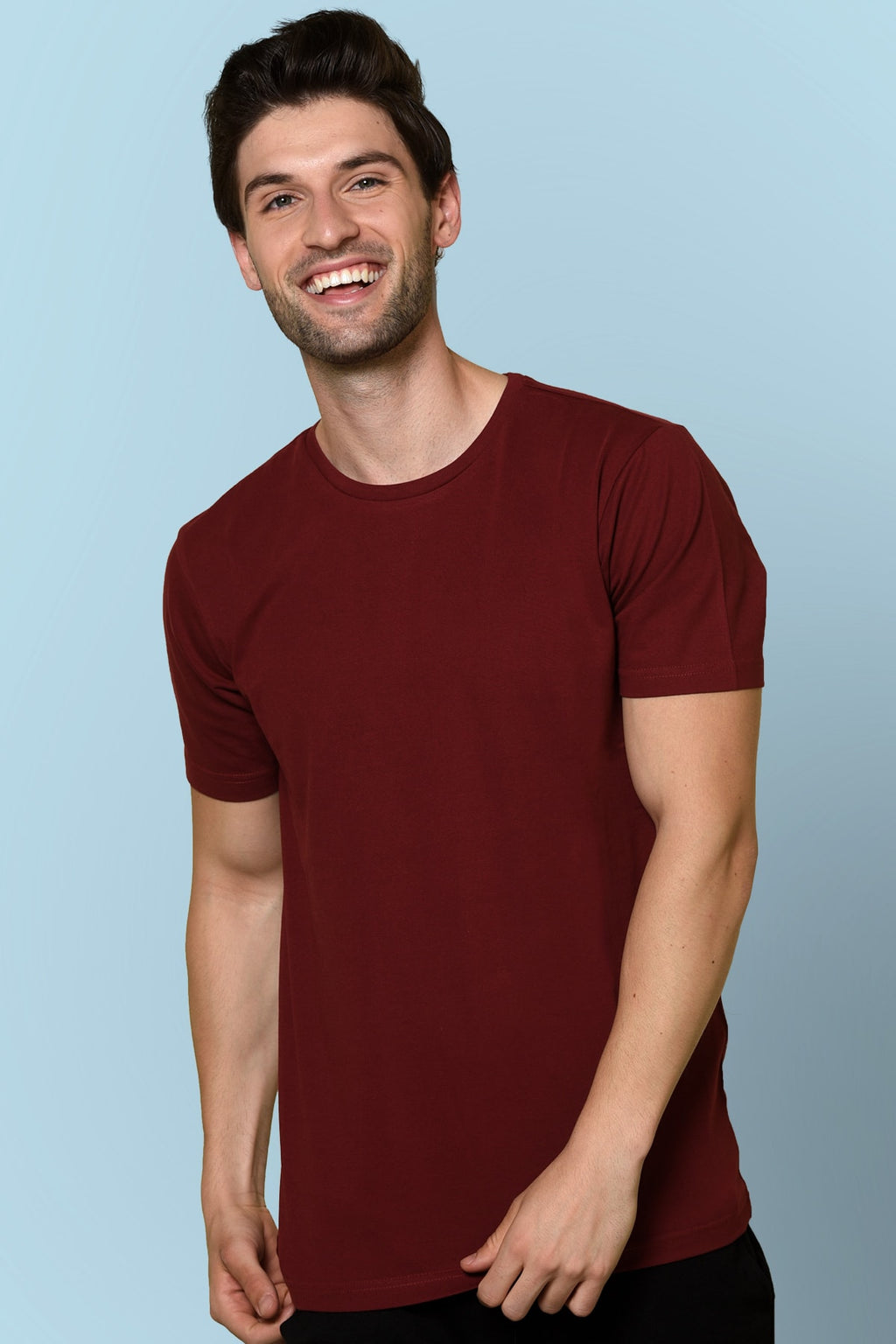 Red Tshirt For men Online | Beyours