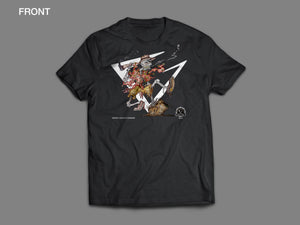 Vincent Gordon Short Sleeve Glass Vegas Tee