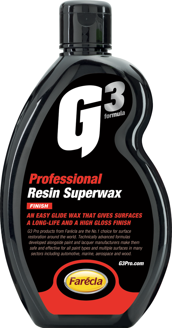 G3 PRO RESIN SUPERWAX - Auto Fresh Detailing