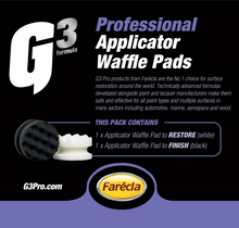 Load image into Gallery viewer, G3 PRO APPLICATOR WAFFLE PADS - Auto Fresh Detailing