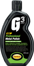 Load image into Gallery viewer, G3 PRO METAL POLISH - Auto Fresh Detailing