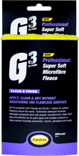Load image into Gallery viewer, G3 PRO SUPER SOFT MICROFIBRE FLEECE - Auto Fresh Detailing