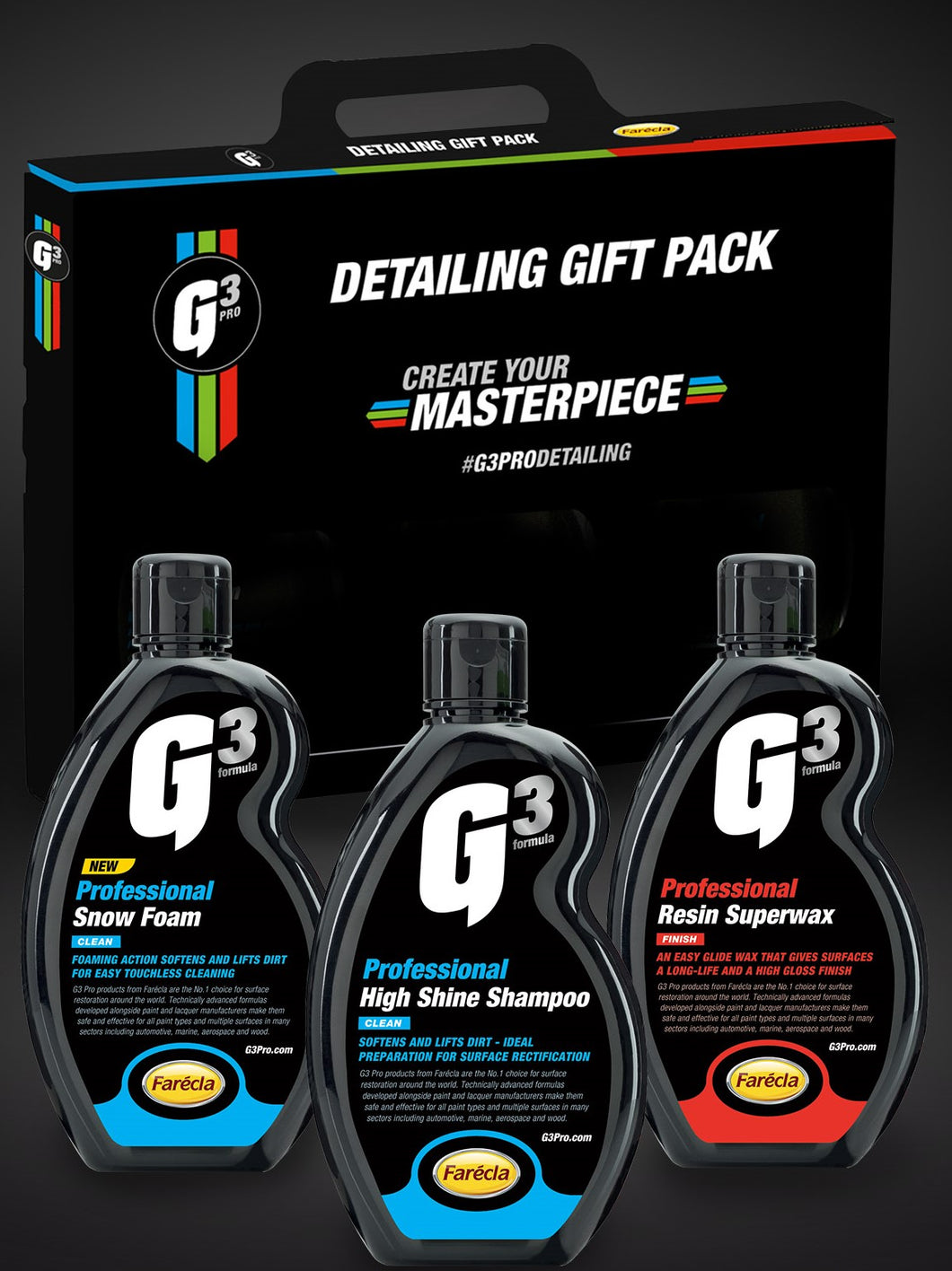 EXTERIOR GIFT BOX - CLEAN & PROTECT - Auto Fresh Detailing