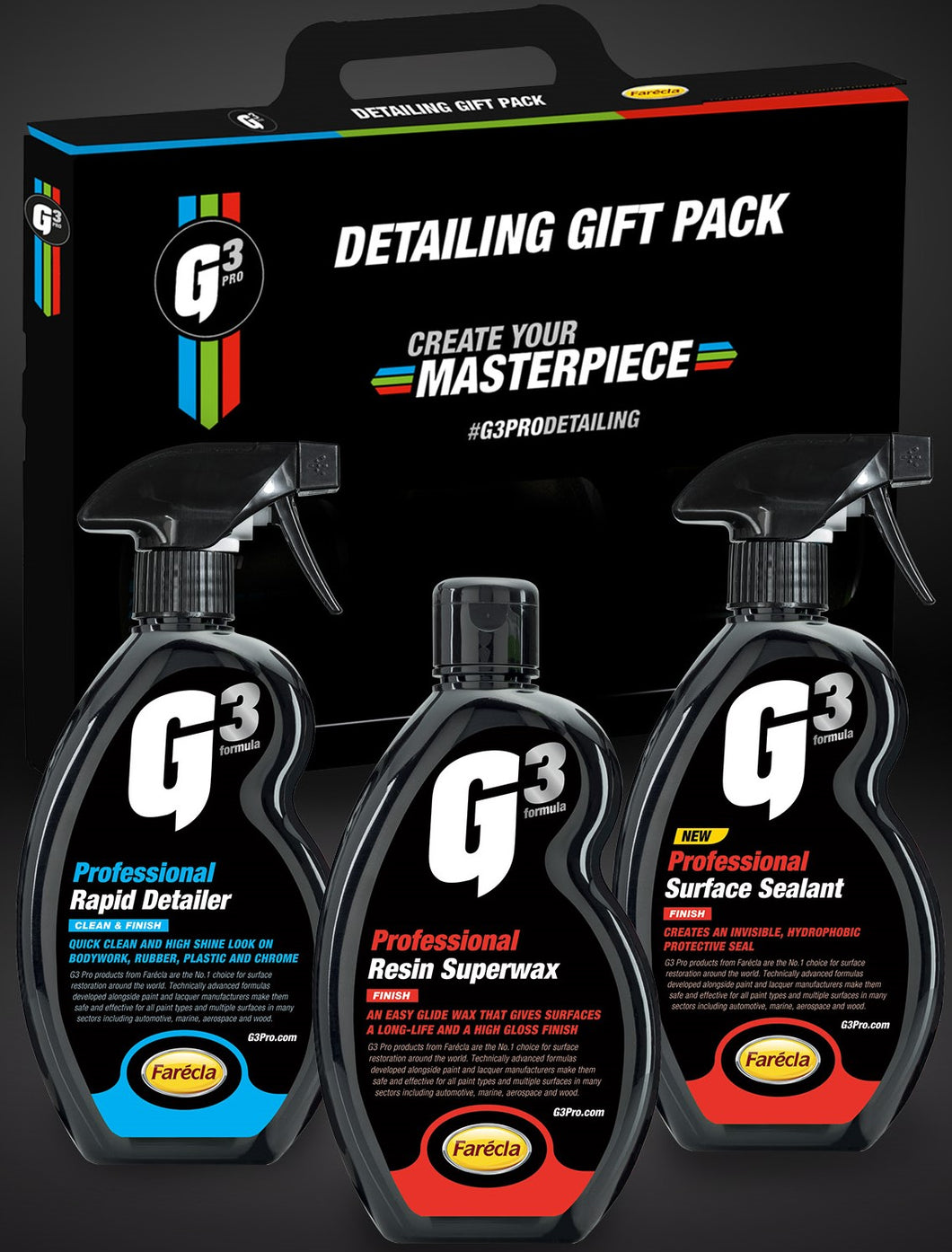 EXTERIOR GIFT BOX - PROTECT & SHINE - Auto Fresh Detailing