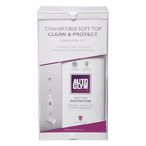 AUTOGLYM - CONVERTIBLE SOFT TOP CLEAN & PROTECT COMPLETE KIT - Auto Fresh Detailing