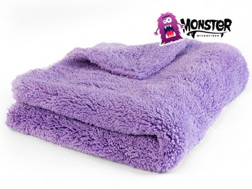 Monster Microfibre - Purple Monster - Auto Fresh Detailing
