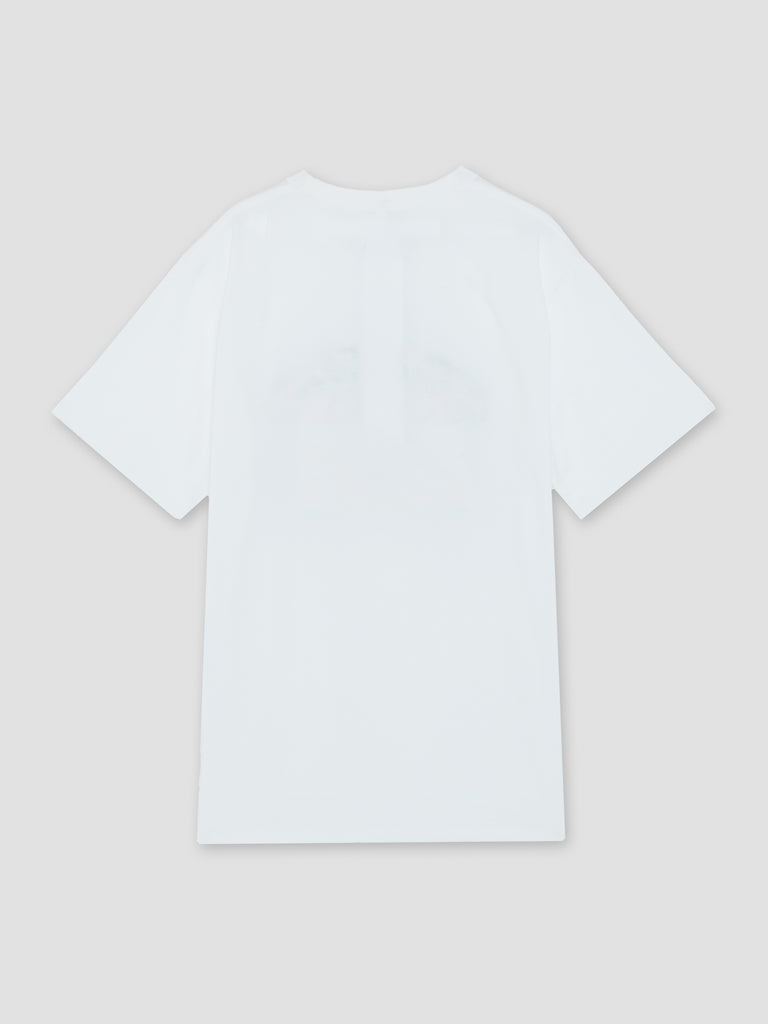 Doublet Not Anniversary Embroidery T-Shirt White
