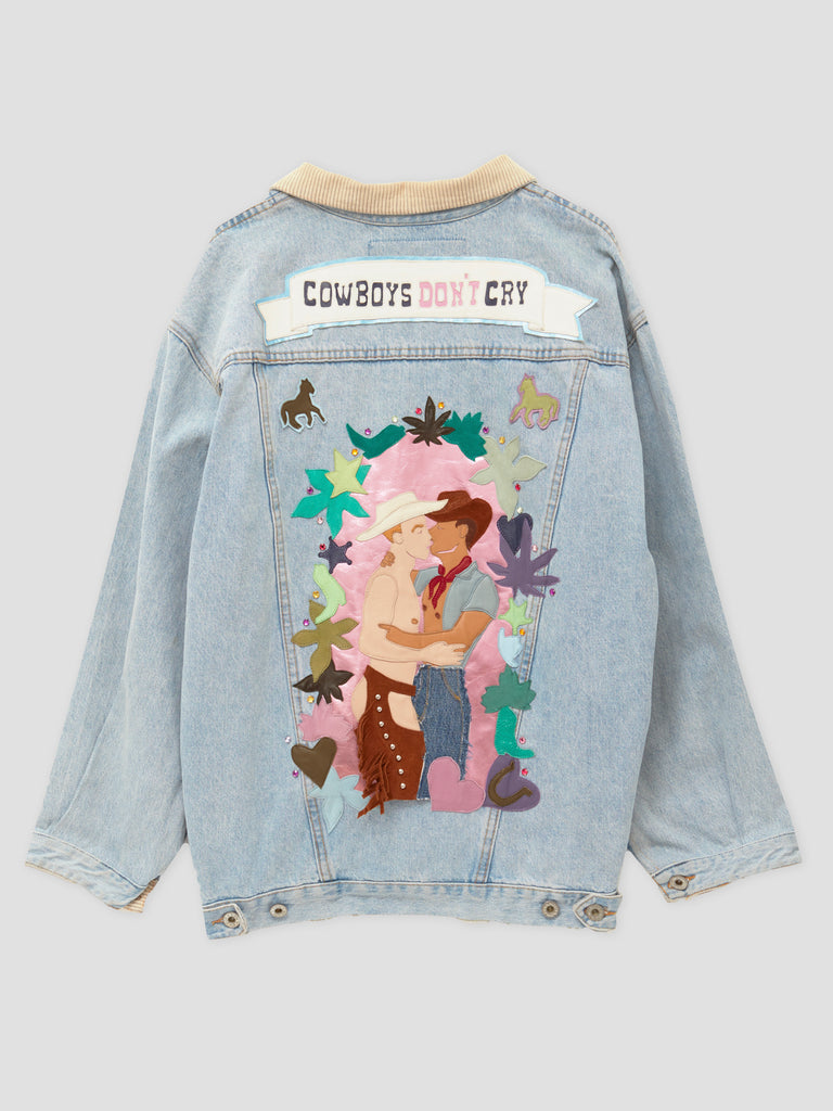 Momma's Blues X BDC Denim Cowboy Jacket