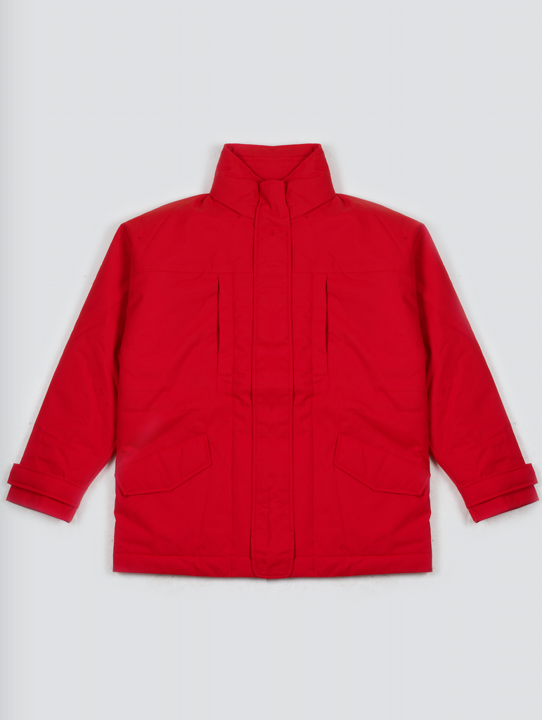 Napa by Martine Rose Parka High Risk Red