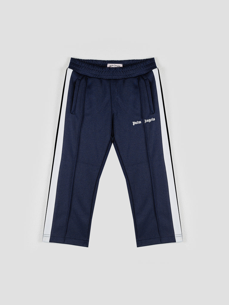 Palm Angels Kids Classic Track Pants Dark Blue