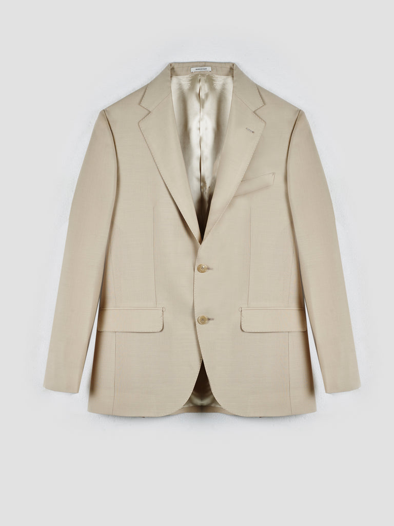Husbands Cream Suit