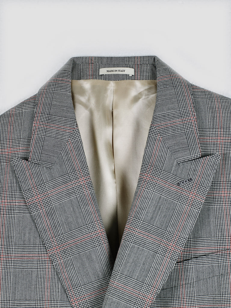 Husbands Prince of Wales Double-Breasted Suit