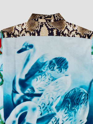 Exclusive CORMIO X BDC Printed Shirt