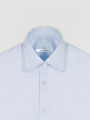 Husbands Light Blue Signature Shirt