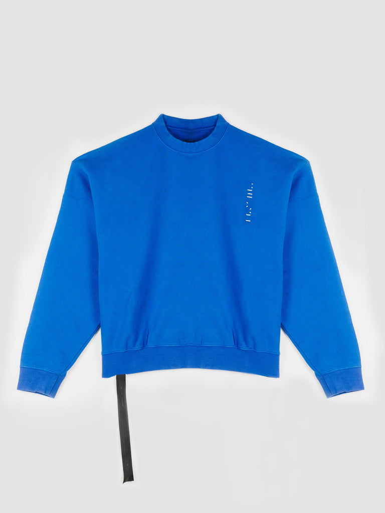 Unravel Blue Sweater