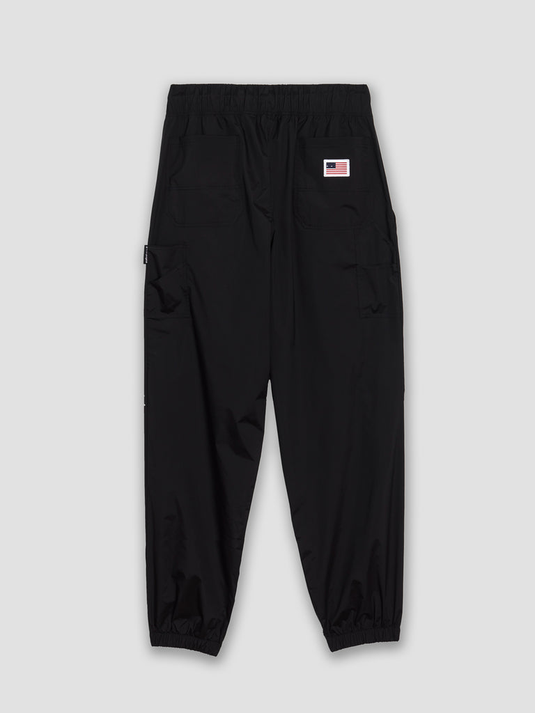 Palm Angels New Gothic Sweatpants Black / White