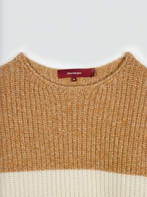 Sies Marjan Gilles Cashmere Sweater Apricot