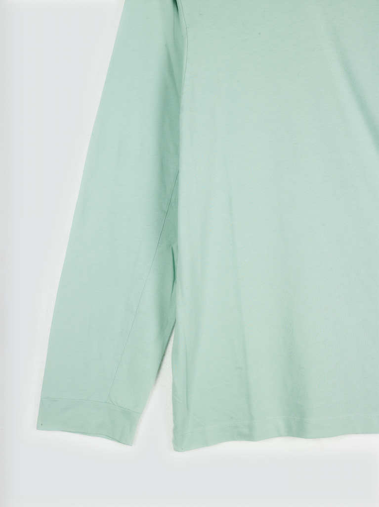 Sies Marjan Luca Long Sleeves T-shirt Teal