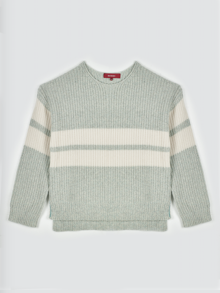 Sies Marjan Gilles Cashmere Sweater Mint