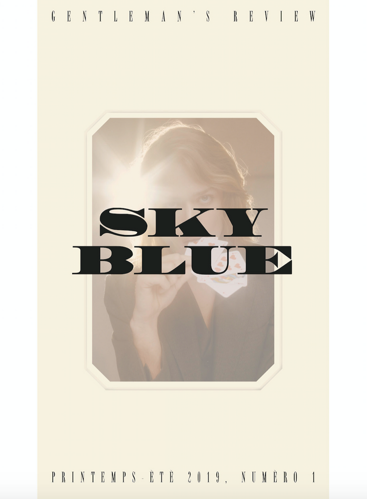 Sky Blue Review Magazine