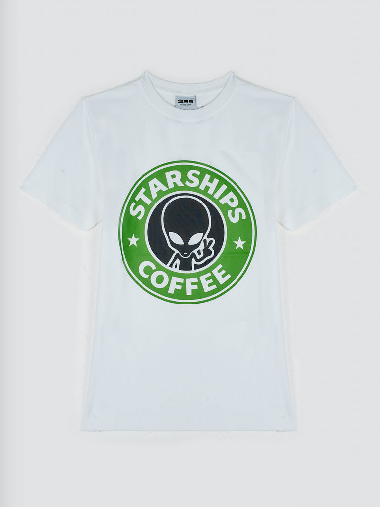 SSS World Corp Starbucks T-Shirt