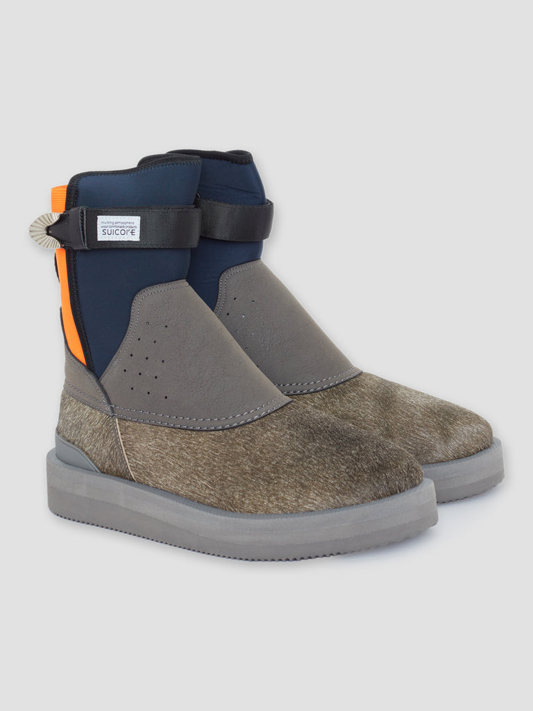 Suicoke x Toga Edition Gee Boots Grey / Multi