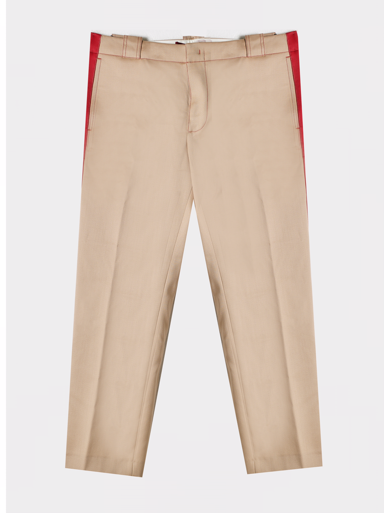 Sies Marjan Orion Side-Stripe Wool Pants