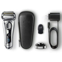 Braun Series 9 Electric Shaver + Leather Case & Charging Stand 9260PS