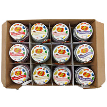 Jelly Belly Pack of 12 Scented Mini Candles Jars 8 Hour Burn Time Home Fragrance