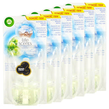Air Wick Life Scents Oil Refill Linen In The Air 19ml Plug In Air Freshener