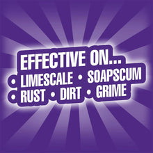 Cillit Bang Limescale & Grime Power Cleaner 750ml New Formula Fresh Scent