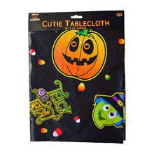 Scream Machine Halloween Party Cutie Tablecloth 54
