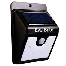 JML Ever Brite Motion Activated Solar Powered LED Light Garden Security Light