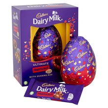 Cadbury Dairy Milk Fruit & Nut Ultimate Easter Egg with Sharing Bar 560g