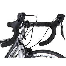 FOR919 Forme Longcliffe 3.0 C 47cm 700C Aluminium Road Bike Bicycle Black/Silver