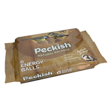 Peckish Natural Balance Energy Balls 6 Pack Wild Garden Bird Feed
