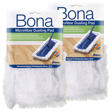 Bona Microfiber Dusting Pad for Spray Mop Washable Electrostatic Action CA101021