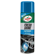 Turtle Wax Fresh Shine Outdoor 500ml Spray 8 Day Air Freshener 51788