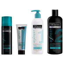 Tresemme Beauty-Full Volume 5pc Set Shampoo Conditioner Hair Maximizer Mousse