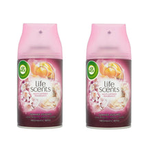 Air Wick Life Scents Summer Delights Refill 250ml Air Freshener Fragrance