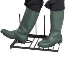 Garland Boot Scraper With Boot Pull & Holder Remove Mud Dirt Shoes Wellies
