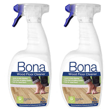 Bona Wood Floor Cleaner Spray 1L Easy Cleaning Quick Drying No Residue
