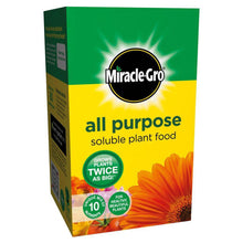 Miracle-Gro All Purpose Soluble Plant Food 1.2kg Healthy Plants Plus 20% Free