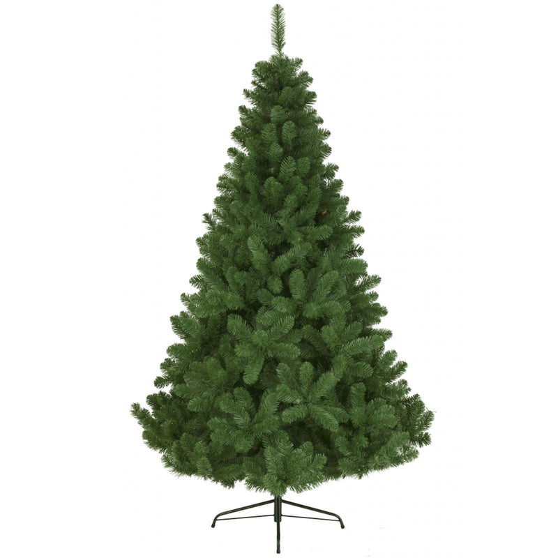 6FT Artificial Christmas Tree Imperial Pine Realistic Natural Green 180 cm Decor
