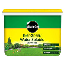 Miracle-Gro Water Soluble Lawn Food 2kg Tub Thicker Greener Roots Grass